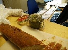 Chili brød