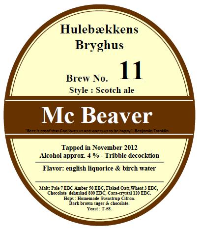 Mc Beaver