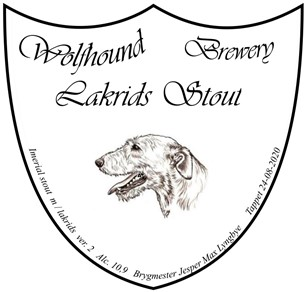 Lakrids Stout V2